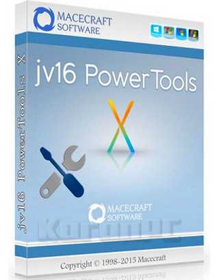 jv16 PowerTools 5.0.0.484 / ENG / FULL / hirania