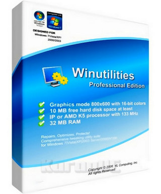 Download WinUtilities Professional Full