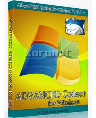 ADVANCED Codecs for Windows 7, 8, 10