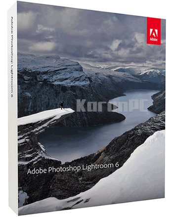 Adobe Photoshop Lightroom CC 6.10.1 + Portable