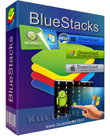 BlueStacks 3 App Player 3.7.36.1601 Final