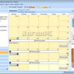 Efficient Calendar 5.10 build 511 + Patch