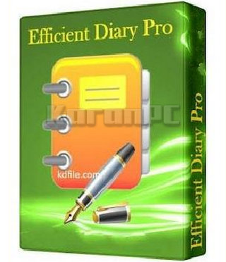 Efficient Diary Pro Free Download