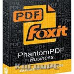 Foxit PhantomPDF Business 8.1.1.1115 [Latest]