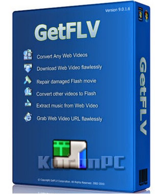 GetFLV Pro Full Download