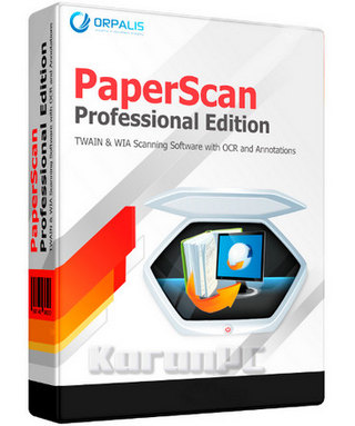 Download ORPALIS PaperScan Professional Full