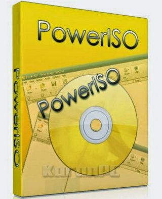 PowerISO 6.8 Full (x86/x64) Final + Portable