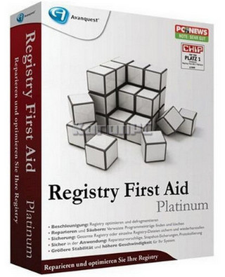 Registry First Aid Platinum 10