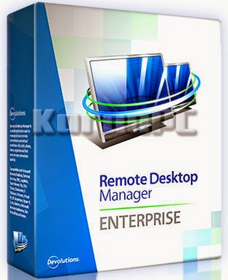 Remote Desktop Manager - Remote Desktop Manager Enterprise 12.6.8.0 + Portable