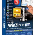WinZip Pro 20.0 Build 11659 + Key