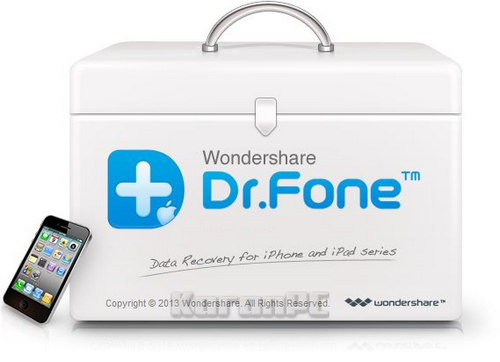 Wondershare Dr Fone for iOS