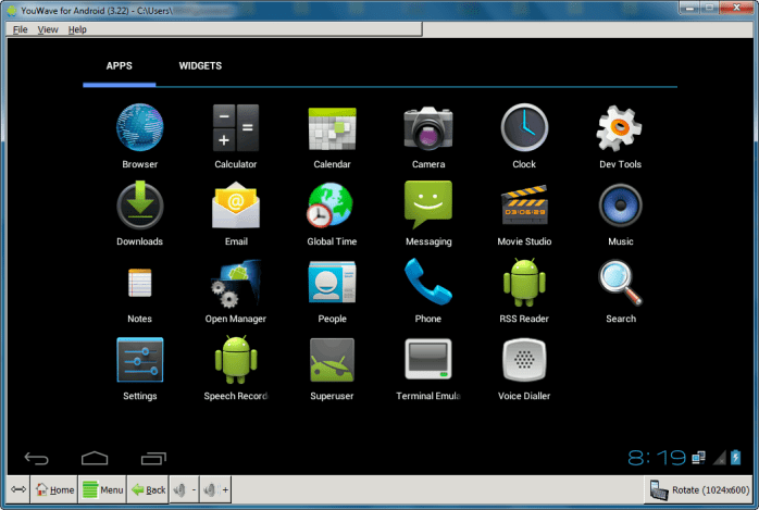YouWave Android Full