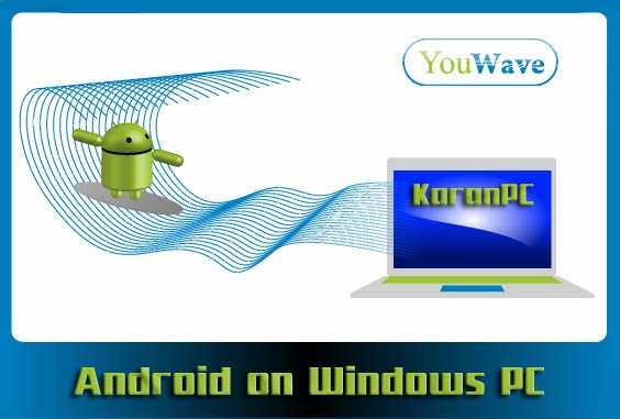YouWave Android 5 android emulator