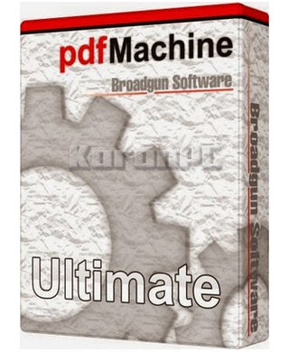 Download pdfMachine Ultimate Full