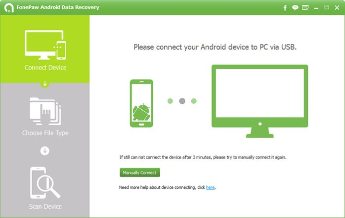 FonePaw Android Data Recovery serial