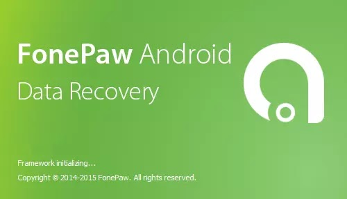 fonepaw android data recovery 2.6.0 registration code
