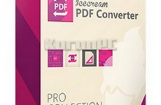 Icecream PDF Converter Pro 2.88 Free Download + Portable