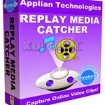 Replay Media Catcher 6.0.1.0 Patch [Latest]