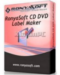 RonyaSoft CD DVD Label Maker