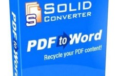 Solid PDF to Word 10.0.9202.3368 Free Download
