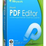 iSkysoft PDF Editor 5.0.0.5 Crack [Latest]
