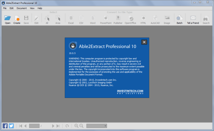 Able2Extract Professional 10 Full Version