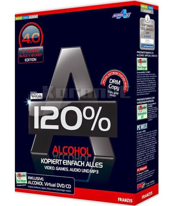 alcohol 120 crack only