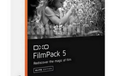 DxO FilmPack Elite 5.5.26 Build 602 + Portable
