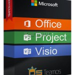 Microsoft Office 2016 VL ProPlus Visio Project February 2016 [Latest]