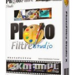 PhotoFiltre Studio X 10.10.1 Key [Latest]