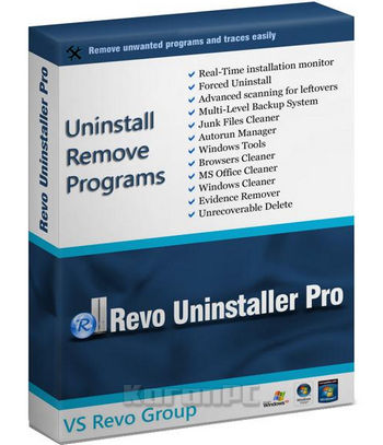 Revo Uninstaller Pro 4.0.5 Free Download Full + Portable