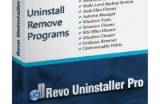 Revo Uninstaller Pro 4.4.2 Free Download Full + Portable