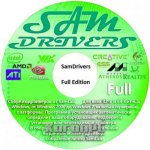 SamDrivers 15.12 / 15.7 / 15.4 DVD ISO [Latest]