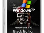 Windows XP Professional SP3 x86 – Black Edition 2015.9.12