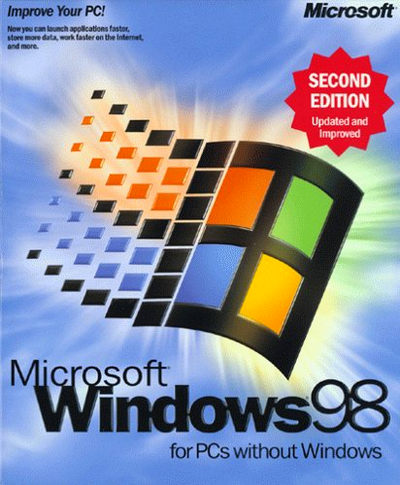 Windows 98 ISO Free Download