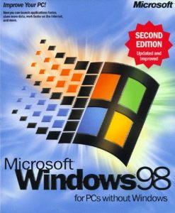 Download Windows 98 ISO