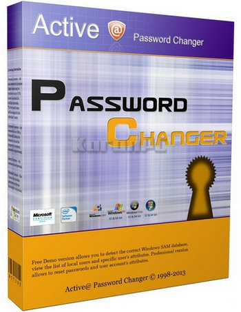 Active Password Changer Pro