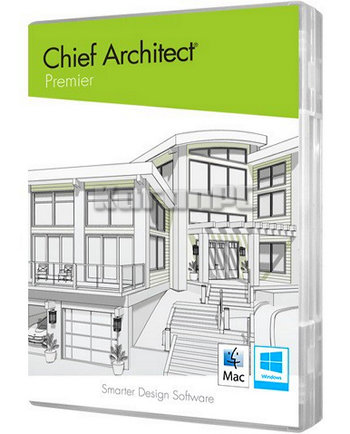 Chief Architect Premier X8