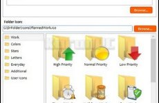 Dr. Folder 2.6.0.0 + Portable + Icons Pack
