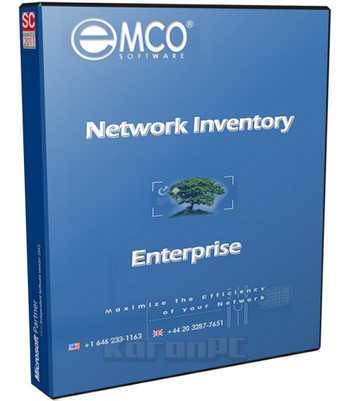 EMCO Network Inventory Enterprise