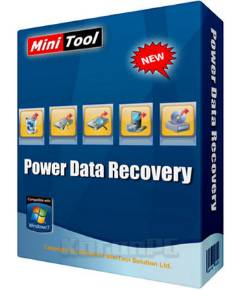 MiniTool Power Data Recovery - MiniTool Power Data Recovery 7.5 Free Download All Edition