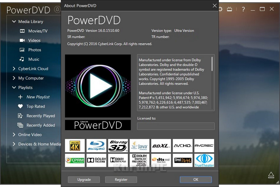 Power dvd player free download torrent