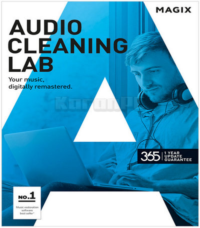 MAGIX Audio Cleaning Lab 2017