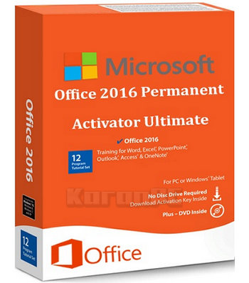 Portable Office 2016 Permanent Activator Ultimate