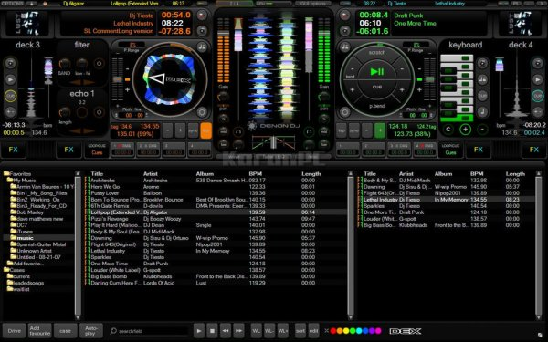 PCDJ DEX Full Version