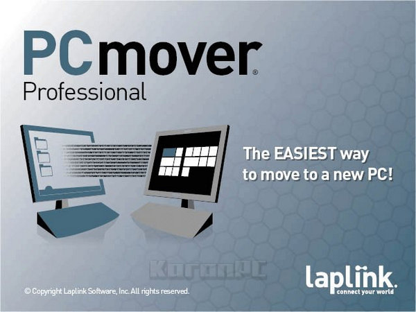 Laplink PCmover Professional 10.01.649 [Latest]