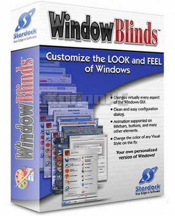 Stardock Windowblinds 10.6 Free Download
