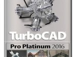 TurboCAD Pro Platinum 2016 23.2 Build 61.2 [Latest]