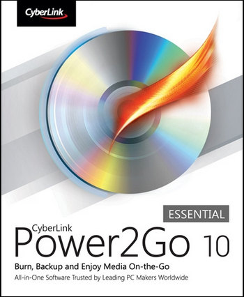 CyberLink Power2Go Essential
