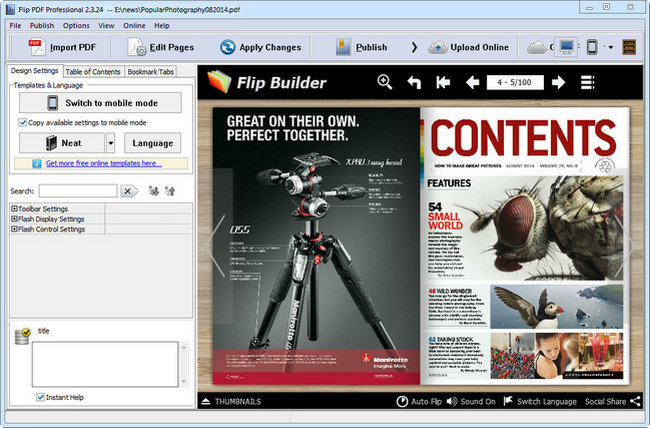 flip pdf professional 2 4 9 23 free download karan pc